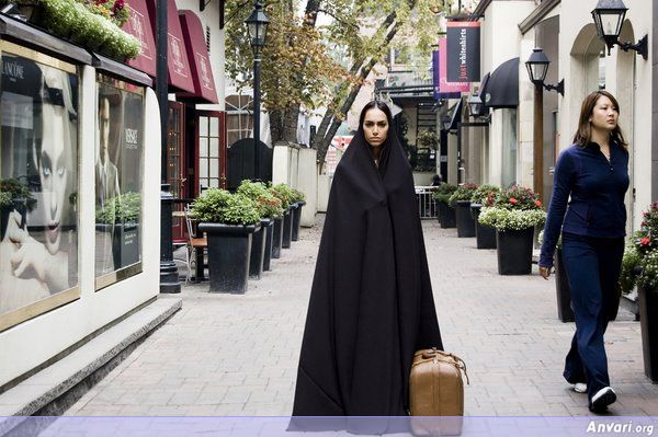 Immigration - Artistic Photos of Iranian Women