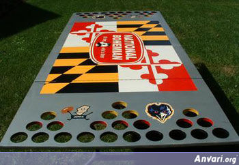 Baltimore Beer Pong Table - Beer Pong Tables