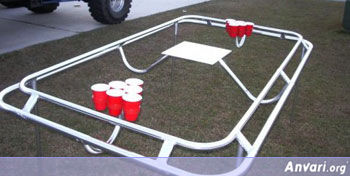 Phantom Beer Pong Table - Beer Pong Tables