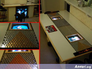 TV Beer Pong Table - Beer Pong Tables