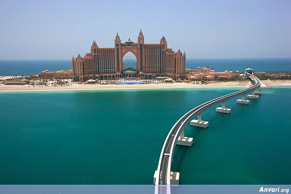 Largest Hotel in Dubai 09 - Biggest Hotel in the Middle East - Dubai