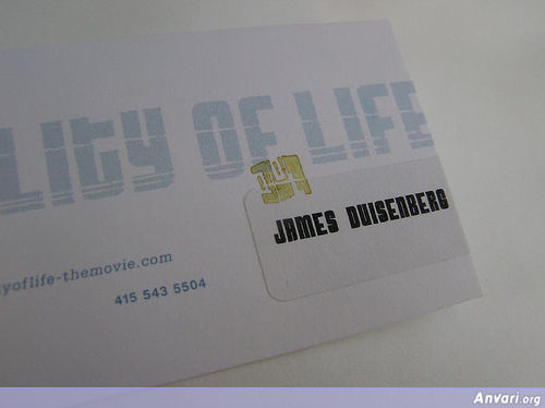 Business Card Design 057 - Business Cards