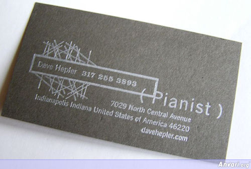 Business Card Design 163 - Business Cards