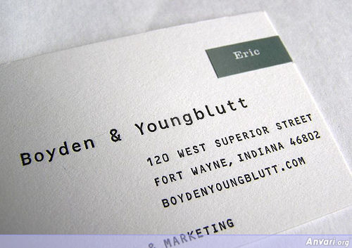 Business Card Design 229 - Business Cards