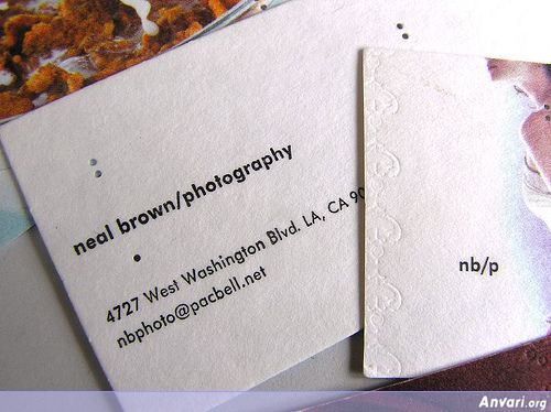 Business Card Design 243 - Business Cards