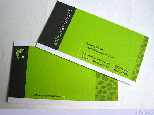 Business Card Design 293 - Business Cards