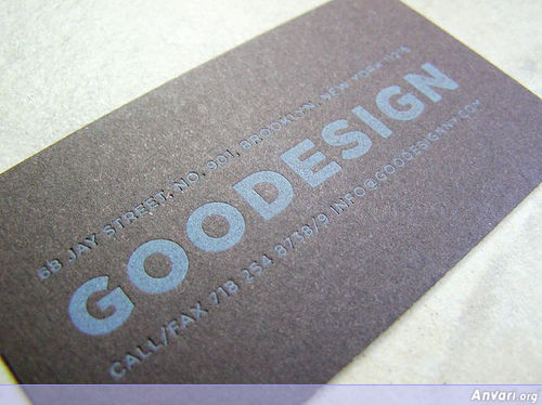 Business Card Design 482 - Business Cards