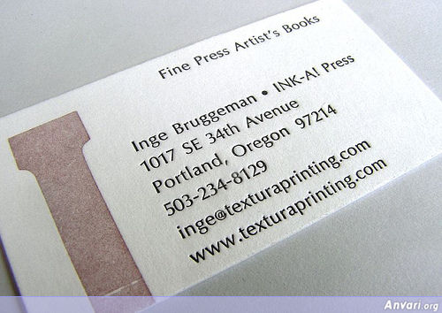 Business Card Design 494 - Business Cards