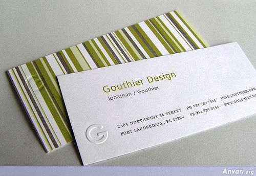 Business Card Design 504 - Business Cards