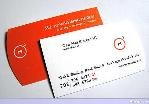 Business Card Design 537 - Business Cards