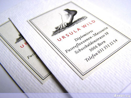 Business Card Design 553 - Business Cards