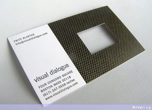 Business Card Design 593 - Business Cards