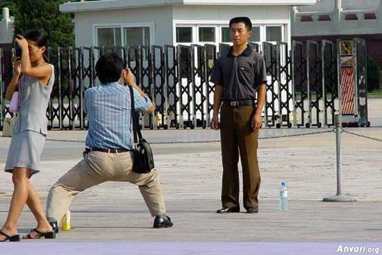 007 - Chinese Man Photo Shooting Style