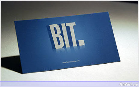 Biz Card 02 - Creative Business Card Design Ideas