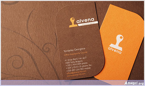 Biz Card 18 - Creative Business Card Design Ideas