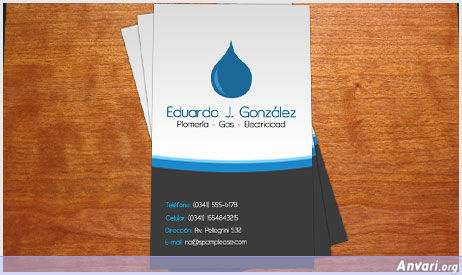 Biz Card 29 - Creative Business Card Design Ideas