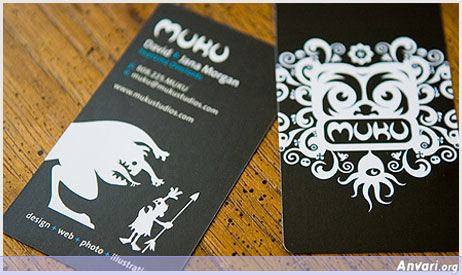 Biz Card 32 - Creative Business Card Design Ideas