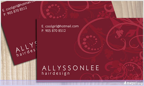 Biz Card 35 - Creative Business Card Design Ideas