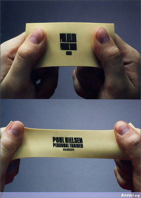 Business Card 000 - Creative Business Card Design Ideas