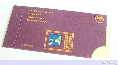 Business Card 3e4 - Creative Business Card Design Ideas