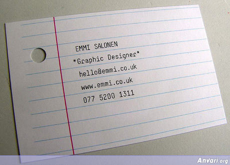 Business Card 8b0 - Creative Business Card Design Ideas