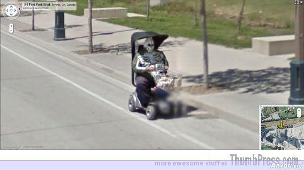Only In Canada - Embarassing and Hilarious Google Maps Moments