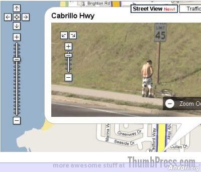 Peeing At 45 Miles Per Hour - Embarassing and Hilarious Google Maps Moments