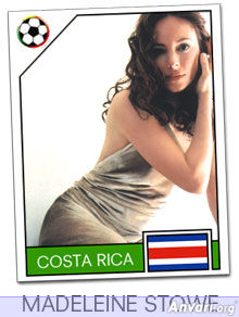 crica - FIFA World Cup Country Cards