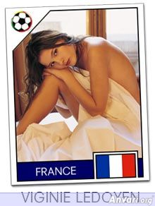 france - FIFA World Cup Country Cards