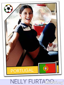 portugal - FIFA World Cup Country Cards