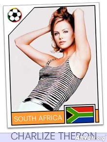 safrica - FIFA World Cup Country Cards