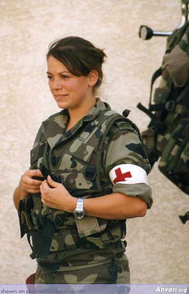 Army 005 - Female Soldiers
