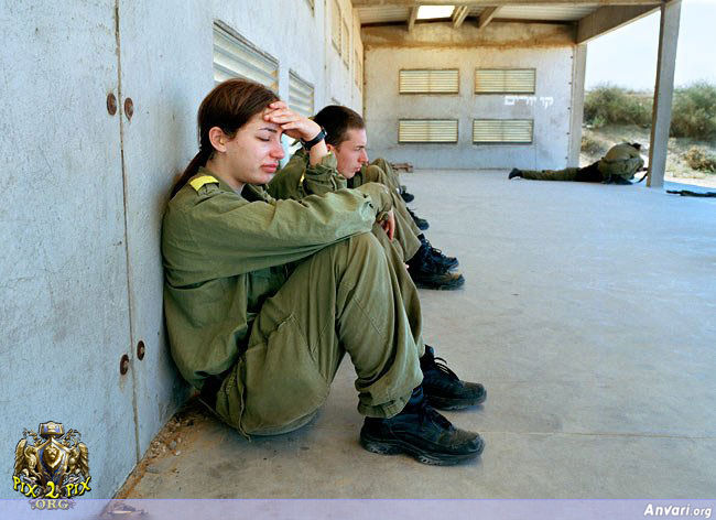Israel 004 - Female Soldiers