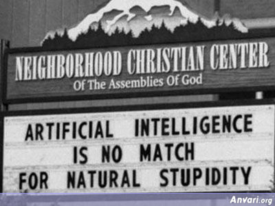 [Image: Church_Sign_Intelligence.jpg]