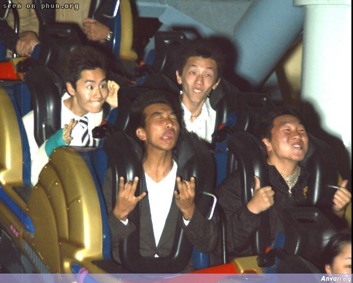 Rollercoaster fun - Kodak Moments