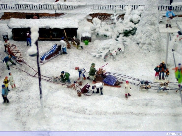 13 Miniature Wonderland - Model City with All Attractions