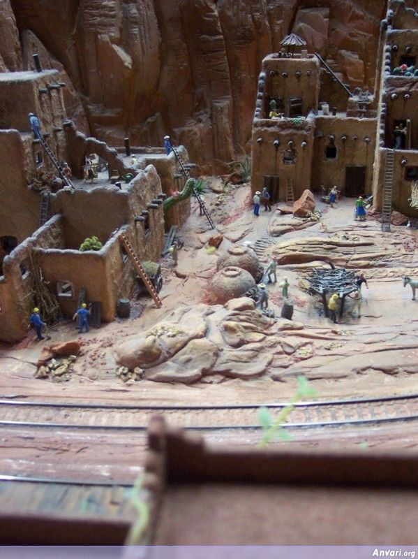 26 Miniature Wonderland - Model City with All Attractions