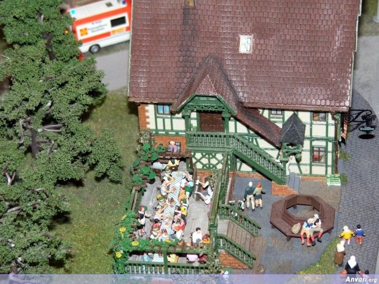 29 Miniature Wonderland - Model City with All Attractions
