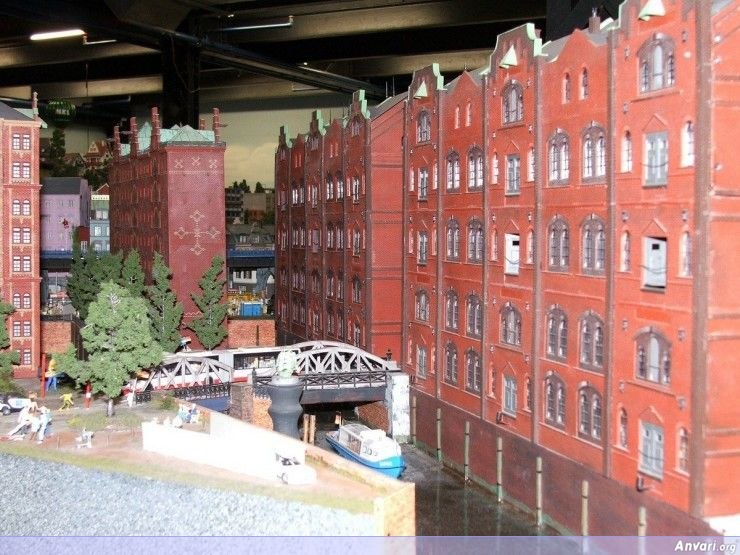 31 Miniature Wonderland - Model City with All Attractions