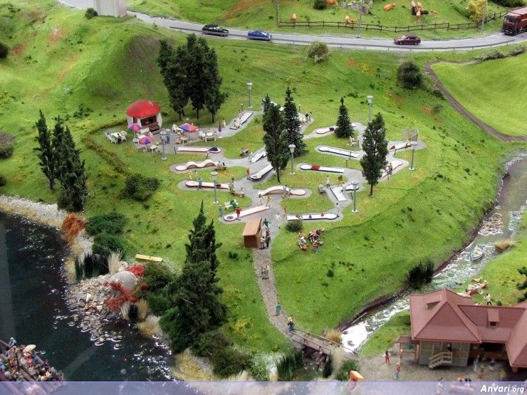 41 Miniature Wonderland - Model City with All Attractions