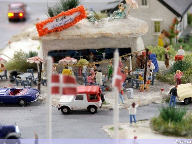 50 Miniature Wonderland - Model City with All Attractions