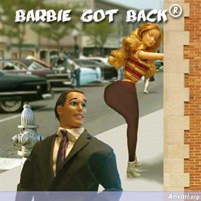 B3 - New Barbies