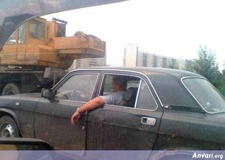 Tall Javad Driver - Only in Iran