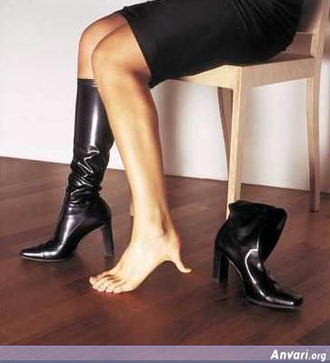High Heels - Photography Illusions
