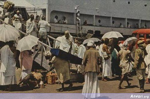 1953 Hadj 06 - Rare Photos of Hajj in 1953