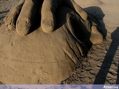 Sand Art 17 - Sand Art in Iran