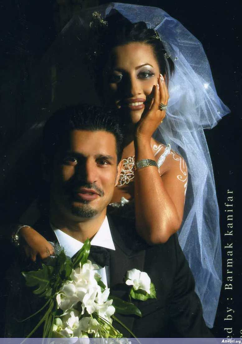 Ali Daei and His Wife - Ali Daei and His Wife