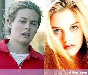 Alicia-Silverstone Without Makeup - Stars without Make Up