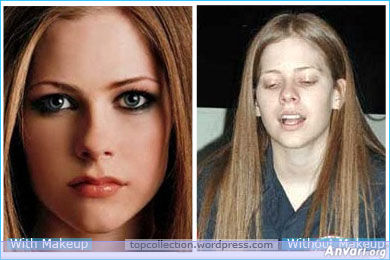 Avril Lavigne - Stars without Make Up