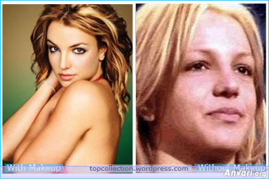 Britney Spears - Stars without Make Up